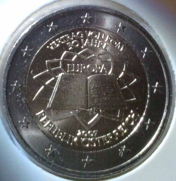 Oostenrijk 2 Euro 2007