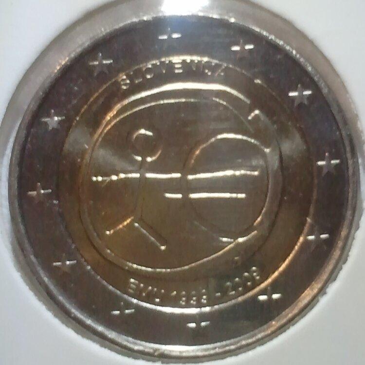 Slovenië 2 euro 2009