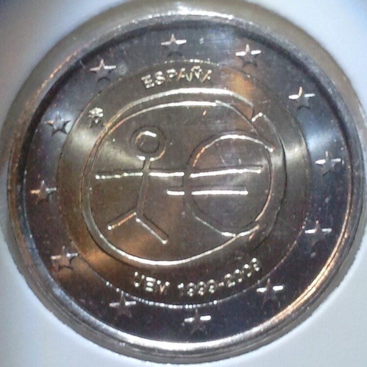 Spanje 2 euro 2009
