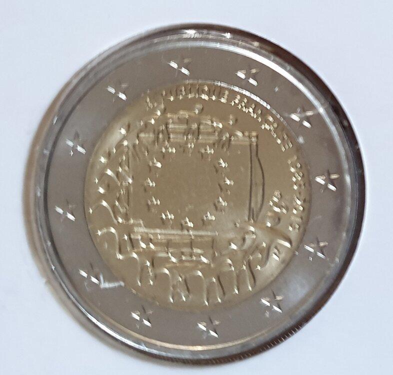 Frankrijk 2 Euro 2015