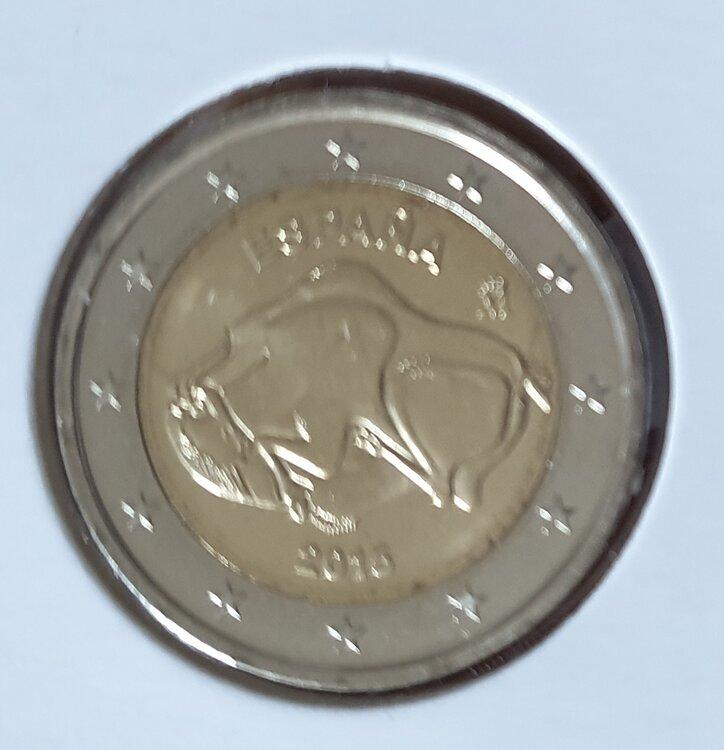 Spanje 2 euro 2015