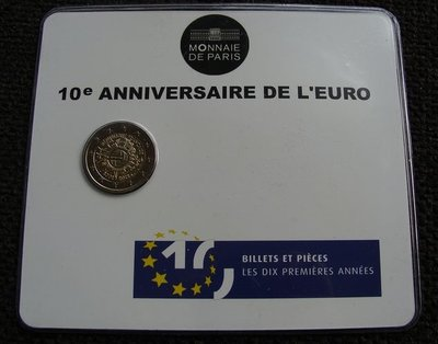 Frankrijk 2 Euro 2012