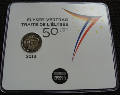 Frankrijk 2 Euro 2013