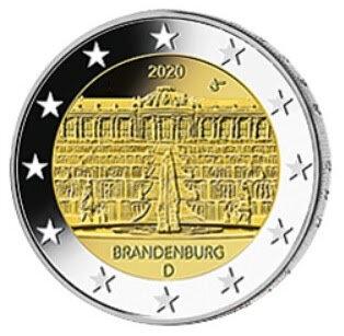 Duitsland 2 Euro 2020