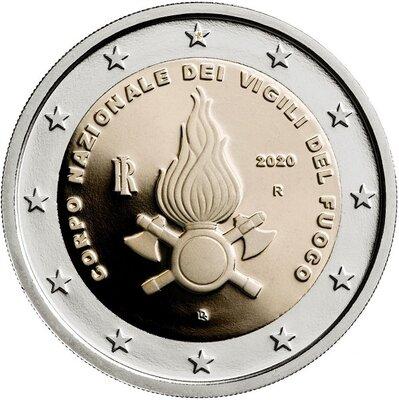 Italië 2 Euro 2020