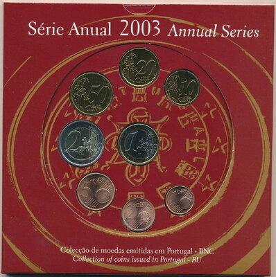 Portugal BU-set 2003
