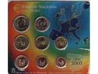 Spanje BU set 2003