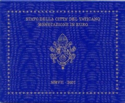 Vaticaanstad BU set 2007