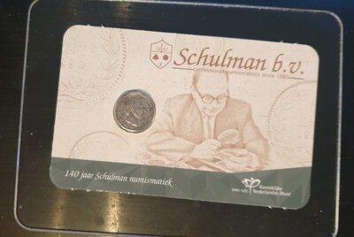 Nederland Historische Coincard 2020