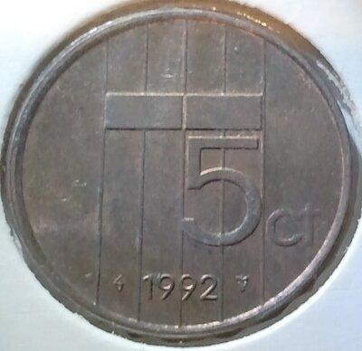 5 Cent 1992, UNC