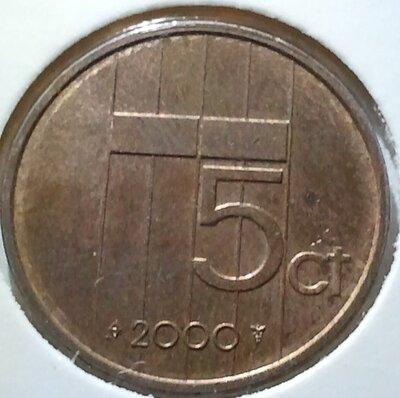 5 Cent 2000, UNC