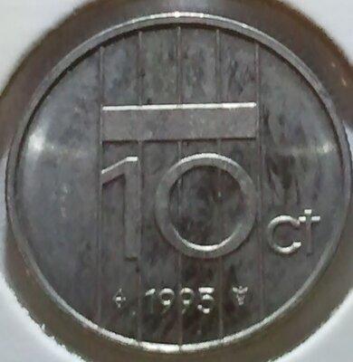 10 Cent 1995, UNC