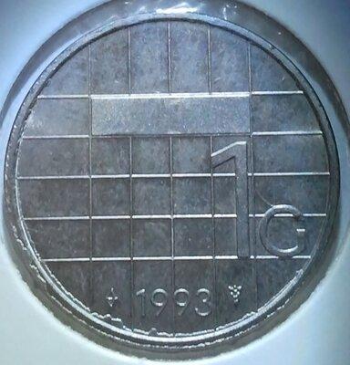 1 Gulden 1993, UNC