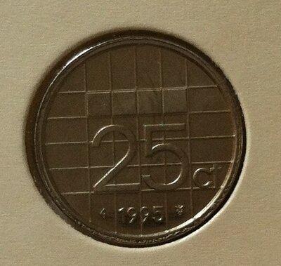 25 Cent 1995, UNC