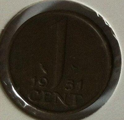 1 Cent 1951, UNC