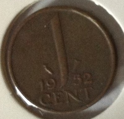 1 Cent 1952, UNC