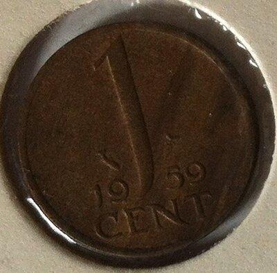1 Cent 1959, UNC