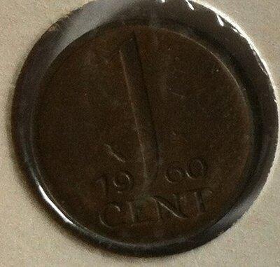 1 Cent 1960, UNC