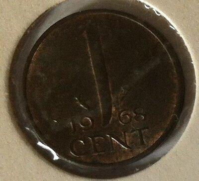1 Cent 1968, UNC