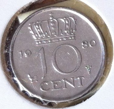 10 Cent 1980, UNC