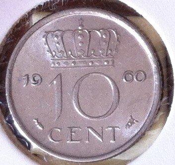 10 Cent 1960, UNC