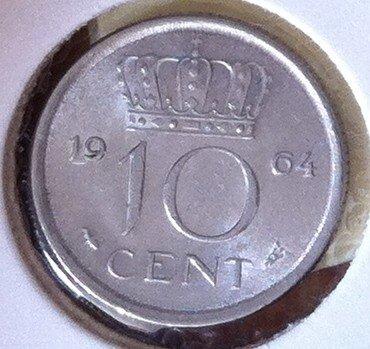 10 Cent 1964, UNC