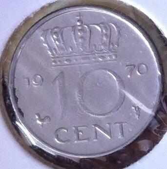 10 Cent 1970, UNC