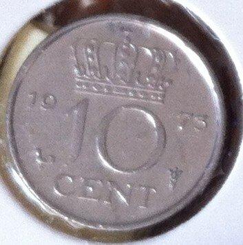 10 Cent 1973, UNC