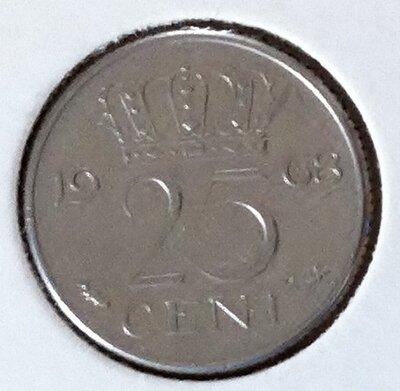 25 Cent 1968, UNC