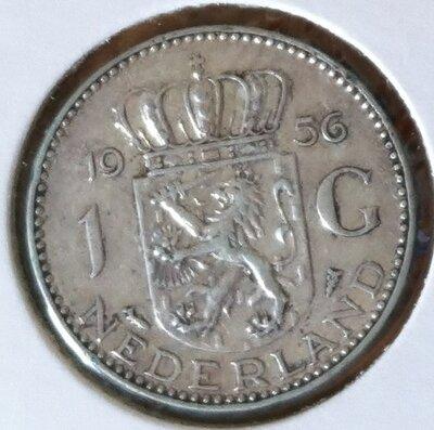 1 Gulden 1956, UNC