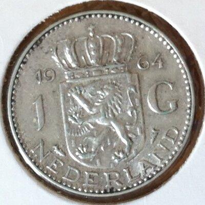 1 Gulden 1964, UNC
