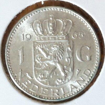 1 Gulden 1965, UNC