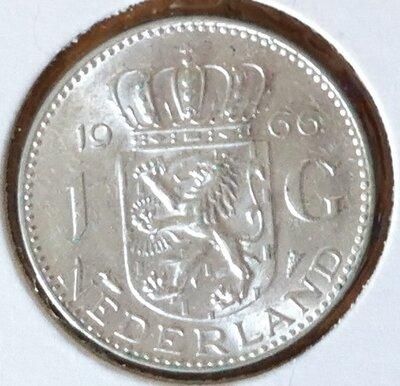 1 Gulden 1966, UNC