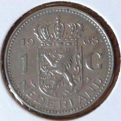 1 Gulden 1968, UNC