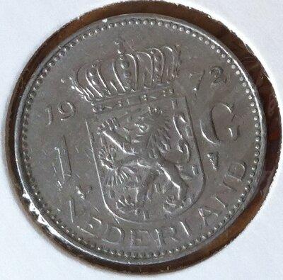 1 Gulden 1972, UNC