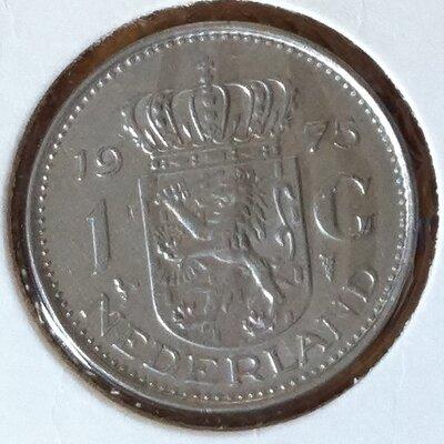 1 Gulden 1975, UNC