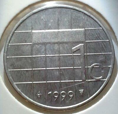 1 Gulden 1999, FDC