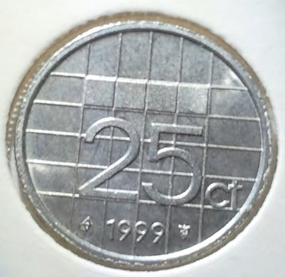 25 Cent 1999 FDC
