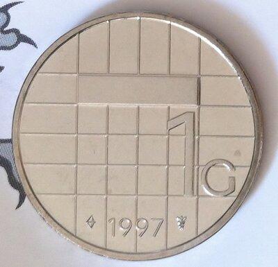 Beatrix 1 Gulden 1997, FDC