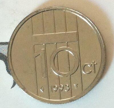Beatrix 10 Cent 1993, FDC
