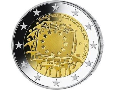 Duitsland 2 Euro 2015