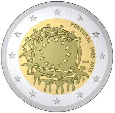 Portugal 2 euro 2015