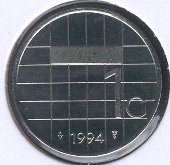 1 Gulden 1994, FDC