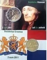 Nederland 2 Euro Coincard 2011