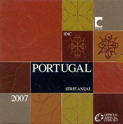 Portugal BU-set 2007