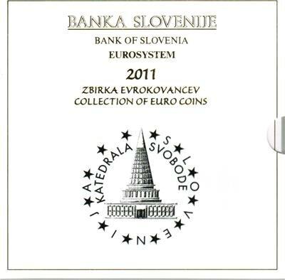 Slovenië BU set 2011