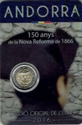 Andorra 2 Euro 2016