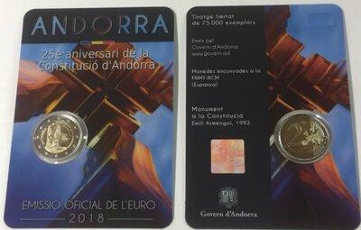 Andorra 2 Euro 2018