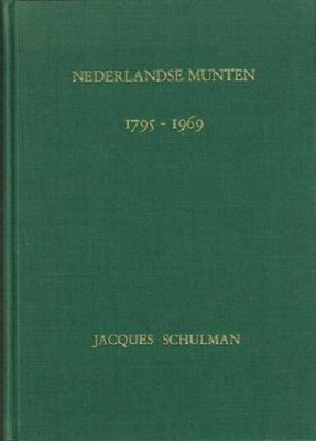 Nederlandse Munten door Jacques Schulman