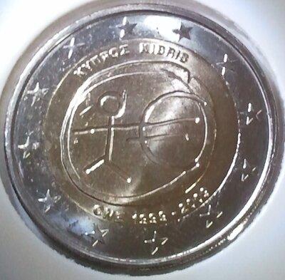 Cyprus 2 Euro 2009